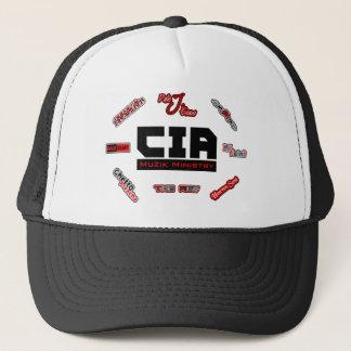 CIAのトラック運転手の帽子 キャップ