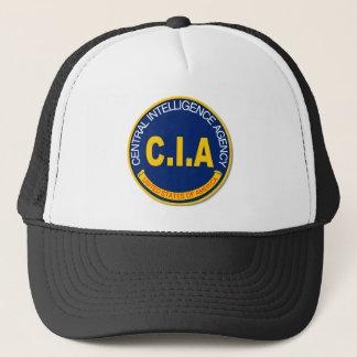 CIAのロゴの実物大模型 キャップ