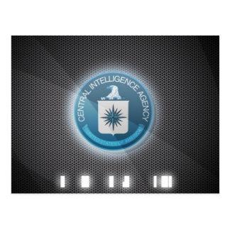 CIAのロゴ-あなたのサポートを示して下さい! ポストカード