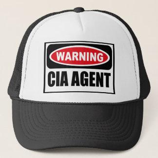 CIAへの情報提供者の帽子の警告 キャップ