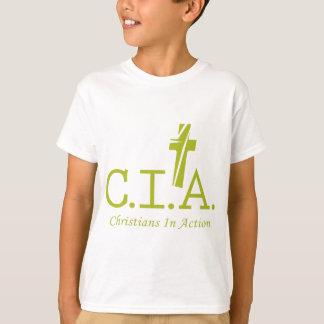 CIA-T-shirts_gren Tシャツ