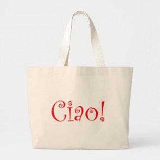 Ciao ラージトートバッグ