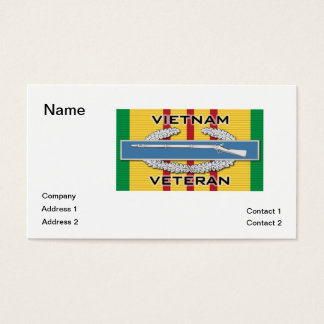 CIBベトナムの退役軍人 名刺