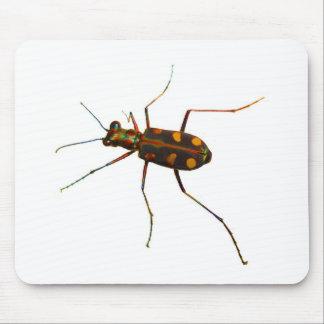 Cicindelaのカブトムシ マウスパッド