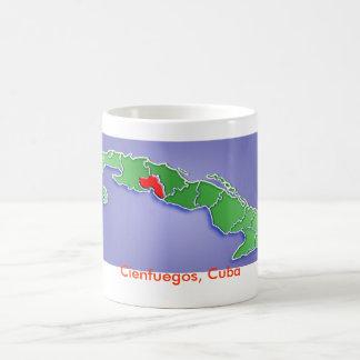 Cienfuegos、キューバ コーヒーマグカップ