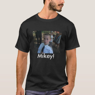 CIMG2307、Mikey! Tシャツ