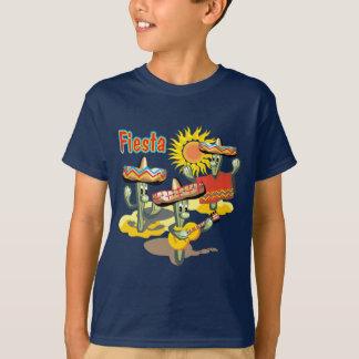 Cinco deメーヨーのフェスタのTシャツおよびギフト Tシャツ
