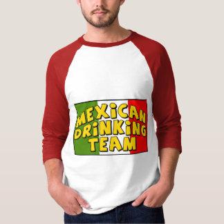 Cinco deメーヨーの飲むチームTシャツおよびギフト Tシャツ