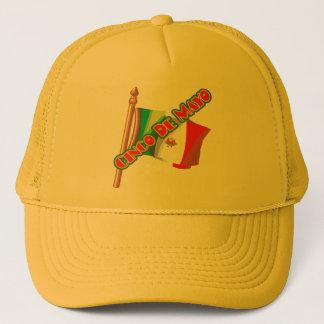Cinco deメーヨーメキシコの旗のTシャツおよびギフト キャップ