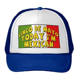Cinco deメーヨー今日私はメキシコワイシャツおよびギフトです キャップ