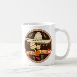 Cinco deメーヨー コーヒーマグカップ