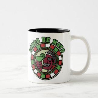 Cinco deメーヨー ツートーンマグカップ