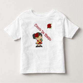 Cinco Deメーヨー トドラーTシャツ