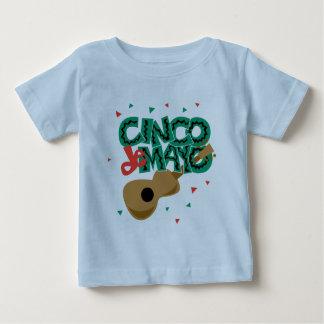 Cinco deメーヨー ベビーTシャツ