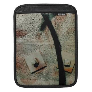 cinderblockのgraffittiのipadの袖 iPadスリーブ
