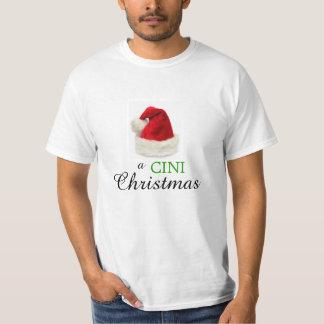 CINIのクリスマス Tシャツ