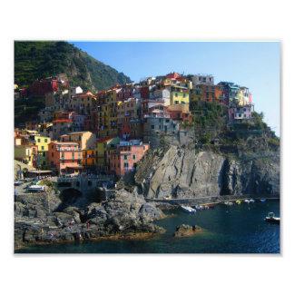 Cinque Terreの写真 フォトプリント
