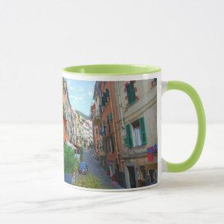 Cinque Terreイタリア マグカップ