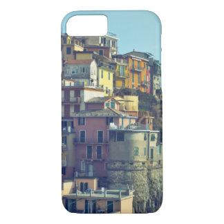 Cinque Terre、イタリア iPhone 8/7ケース