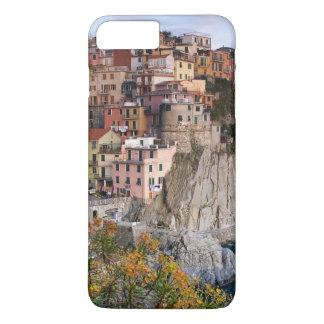 Cinque Terre、イタリア iPhone 8 Plus/7 Plusケース