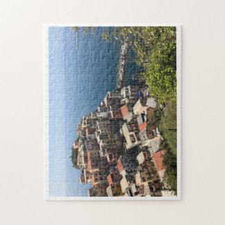 Cinque Terre ジグソーパズル