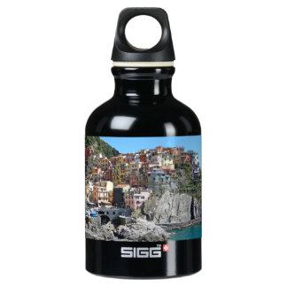 Cinque Terre、リグーリア州、イタリア ウォーターボトル
