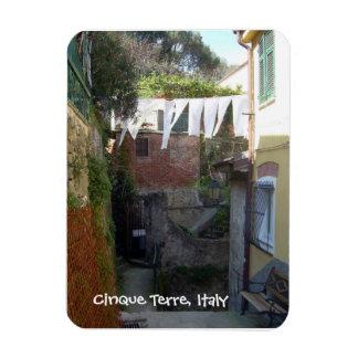 Cinque Terre (Monterossoの洗濯) マグネット