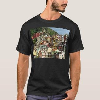 Cinque Terre Tシャツ