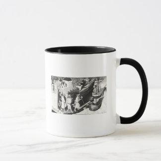 Cipanguの島に対する探険 マグカップ