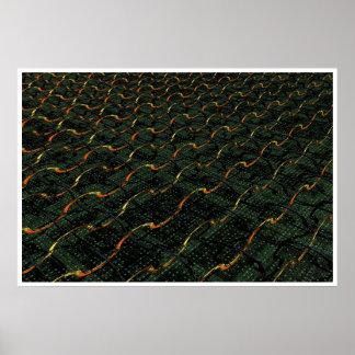 CircuitBoardの織り方 ポスター