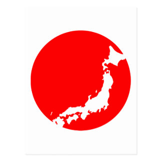 Ciricleの日本 ポストカード