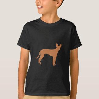 cirneco_delletnaのサイロcolor.png tシャツ