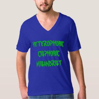 cishetの悪夢のワイシャツ tシャツ