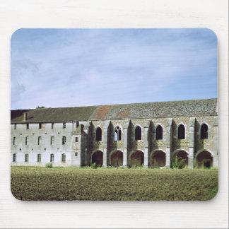 Cistercian大修道院の外観 マウスパッド