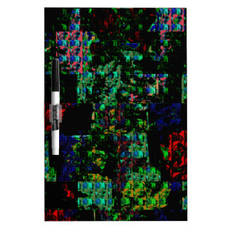 Citiのアーケードの輝きスペクトルの抽象芸術のフェスティバルのギフト ホワイトボード