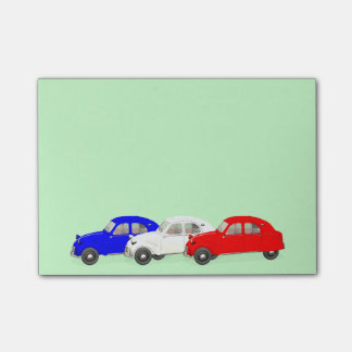 Citroën 2 CV ポストイット