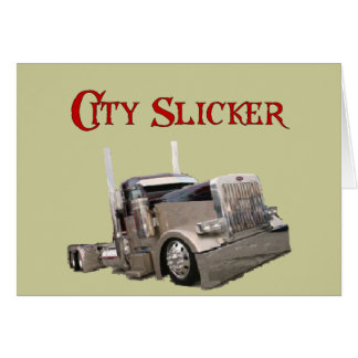 cityslickertrans カード