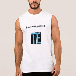 Clabaughの運動競技TE 袖なしシャツ