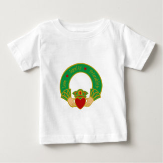 Claddagh ベビーTシャツ