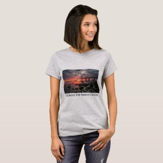 Claiborne Pellニューポート橋 Tシャツ