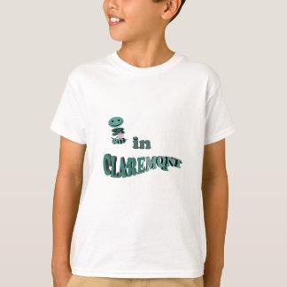 clairemountのhappy2beeの乗馬 tシャツ