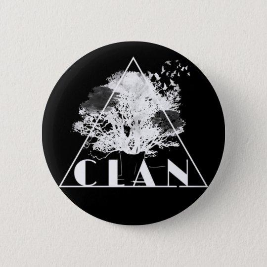 CLAN 5.7CM 丸型バッジ