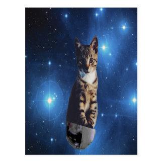 Clancy宇宙猫 ポストカード
