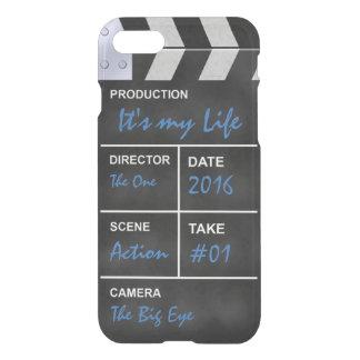 """Clapperboardの映画館""""それはです私の生命"""" iPhone 8/7 ケース"""
