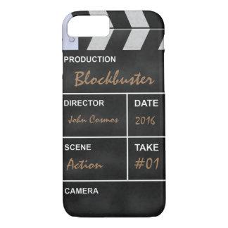 "Clapperboardの映画館""ビッグヒット"" iPhone 8/7ケース"