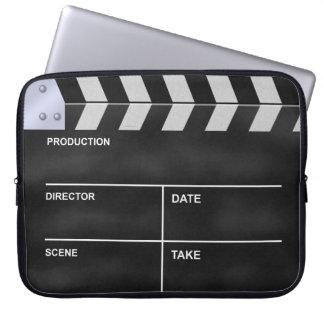Clapperboardの映画館 ラップトップスリーブ
