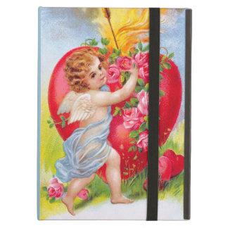 Clapsaddle: 愛の天使 iPad airケース