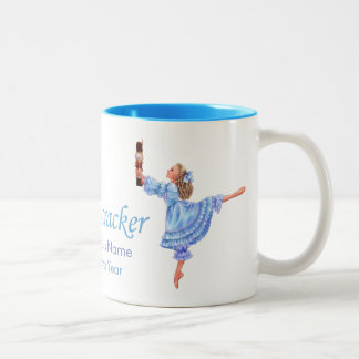Clara and the Nutcracker Mug ツートーンマグカップ