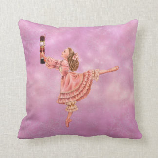 Clara and the Nutcracker Pillow クッション
