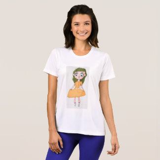Clarissa Tシャツ